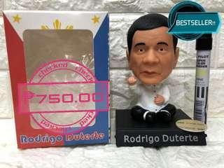 Bobble Head BEST SELLER!! Duterte
