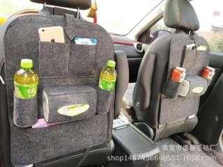 🚚 Car Back Seat Organiser
