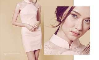 LAB - Cecilia Cheongsam (pink)