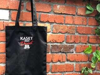 Kaset Not Dead Tote Bag