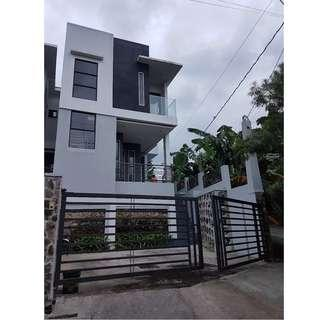 Ready for occupany house and lot for sale near SM Masinag