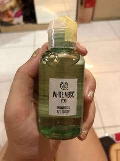 White Musk Shower Gel TBS