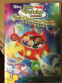 Little Einstein's Flight of the Instrument Fairies