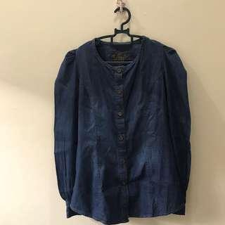 Ti Zed Soft Denim Shirt