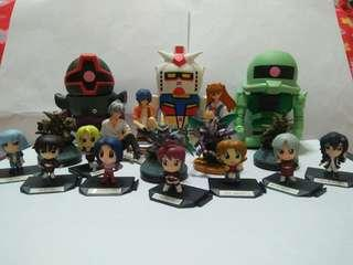Cute figurines(all for $10)