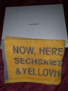 SECHSKIES and YELLOWKIES Kit Towel
