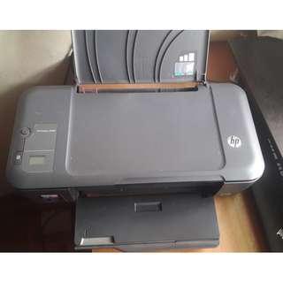 HP Printer   Deskjet 2000