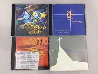 Ateneo Choir Original Audio CDs