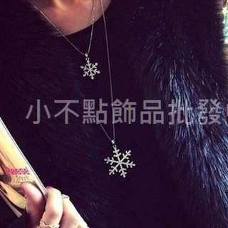 💥市售390元💥韓國時尚百搭長款毛衣鏈