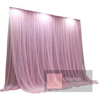 【Rent】Backdrop Curtain