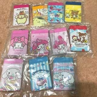 sanrio characters cardholder