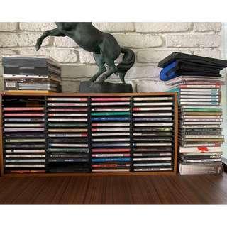 three  lots of  CD  80  per lot