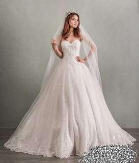 Wedding Gown 婚紗