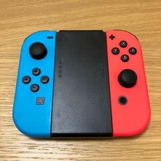 Switch Joy-Con手掣 (原裝左藍右紅)