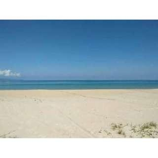 400 Hectare Land Fronting White Sand Beach in San Vicente, Palawan