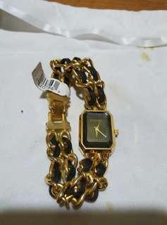 Fashion chain link watch