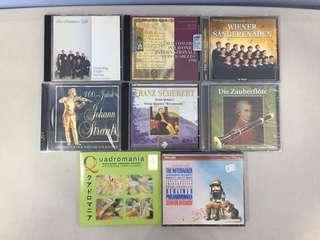 European / Classical Original Audio CDs
