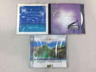 Chill / Relaxing Audio CDs