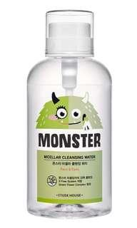 BN Etude House Monster Micellar Cleansing Water 500ml