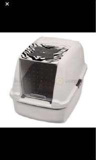 Promo!!!cat litter box cat pan