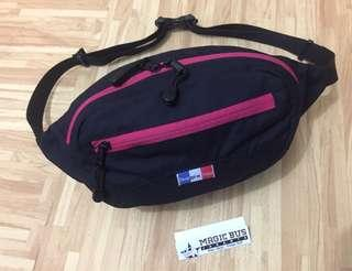 Millet waist bag/cross body bag