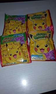 Pikachu gummy sweet