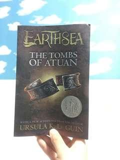 Earthsea The Tombs of Atuan