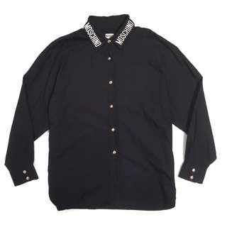 Moschino black shirt