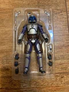 SHF Star Wars Jango Fett (白兵之父)
