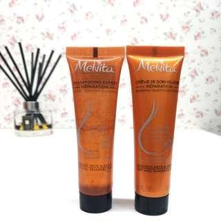 🚚 Melvita 植物油洗髮精