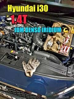 Hyundai i30 1.4T Spark Plugs ( JDM Denso Iridium Power )