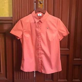 LACOSTE Polo Shirt AUTHENTIC
