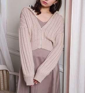 ✨HIT!人氣~日本19 nice claup 針織毛衣外套