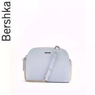 Bershka Sling Bluish/Gray