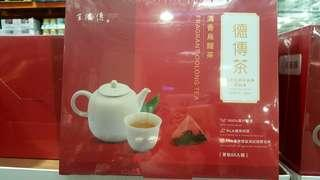 🚚 DECHUAN 德傳茶清香烏龍茶 3公克X60包入-吉兒好市COSTCO多代購