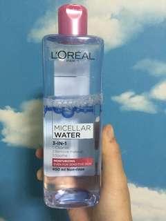 L'Oreal Paris 3-in-1 Micellar Water