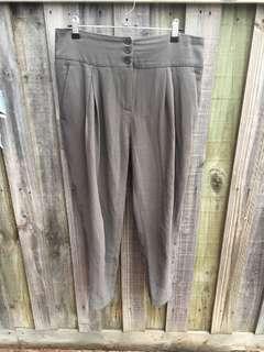 Khaki green dressy pants