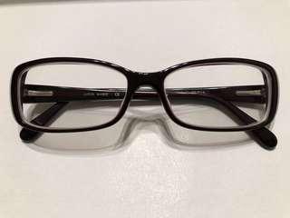 深棗紅膠眼鏡框 plastic glasses frame