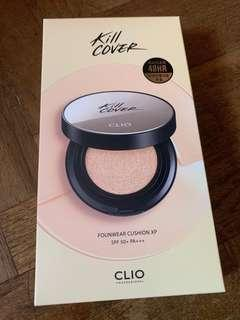 Clio Kill Cover Founwear Cushion XP - 04 Ginger