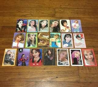 twice official photocards clearance