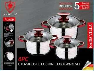 Indction pot set only 1.560 free shipping