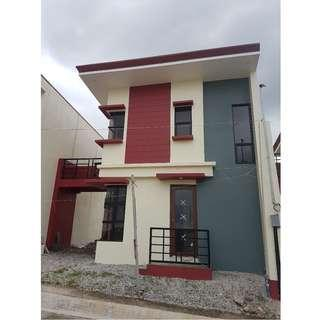 House and Lot For Sale in Mahabang Parang Buenoville Homes