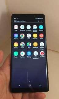 Samsung Note 8 64gb 1 sim *dot*有中文