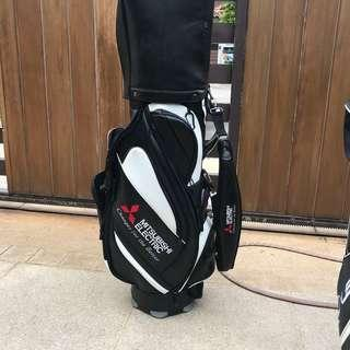 Mitsubishi Golf bag.