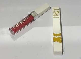 lip cream metalic