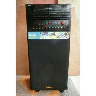 Speaker seico/Audio/DVD music player NEGO SAMPAI DEAL