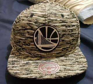 Goldenstate CAP mitchell & ness