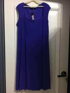 Purples Long dress