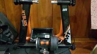 Jetblack indoor bike trainer