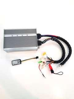***In-Stock = YKZ7250 Bluetooth 48~72V Max 50A Suit for DC Brushless Motor 800W~1500W Controller